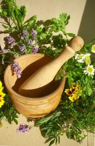 Коррекция аллергии эфирными маслами