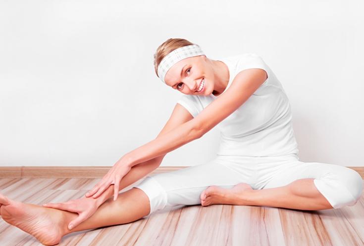 Здоровые суставы с эфирными маслами